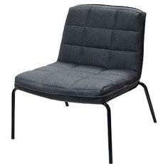 Tufted Stacking Lounge Chair