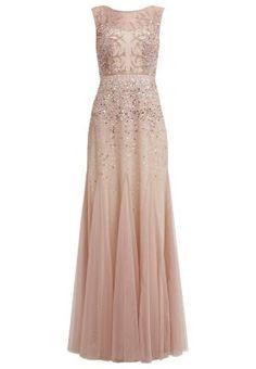 Adrianna Papell - Festklänning - blush