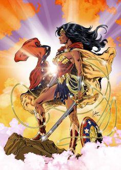 Wonder Woman by Julian Lopez