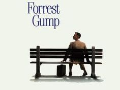"""Mama always said life was like a box a chocolates, you never know what you're gonna get."" -Forrest Gump"