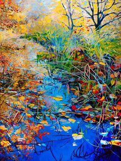Artist Ellen Dittebrandt Home Page   Meine liebsten Maler ...