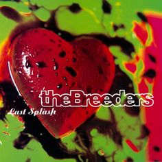 The Breeders' 'Last Splash' had the Pixies' Kim Deal eclipsing her old band — if only for one album — with loud, crazy songs about summer, sex and songs. via Rolling Stone Weird Songs, Mazzy Star, Illustration Photo, Illustrations, Cool Album Covers, Pochette Album, Great Albums, Kim Deal, Music Albums