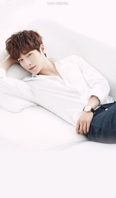 Seo Kang Joon - Ceci Magazine July Issue '14