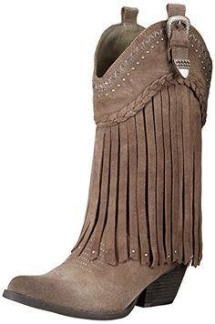 Very Volatile Women's Pasa Western Boot <3 Details…