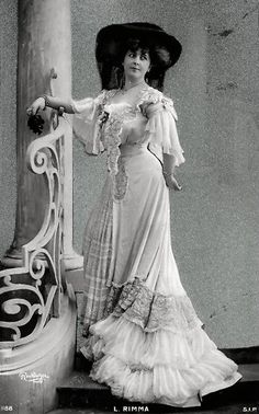 Belgianborn actress Camille Clifford first became known