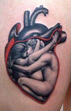 bbe84a413 Cool Chest Tattoos, Cute Tattoos, Small Tattoos, Body Art Tattoos, Beautiful