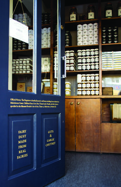 What if a creative writing centre looked like a shop dedicated to the…