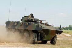Guerre de Libération du Mali : Des VBCI pour l'opération Serval...