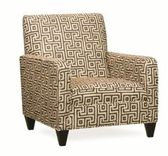 Grady Chair - Greece Charcoal