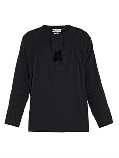Vicky embroidered top | Isabel Marant Étoile | MATCHESFASHION.COM