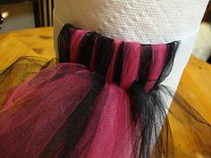 My World - Made By Hand: Tutorial ~ How to make a tutu halter dress