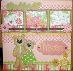 Precious Memories by Julie: Once Upon a Princess