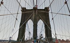 A Self-Guided Tour of the Brooklyn Bridge