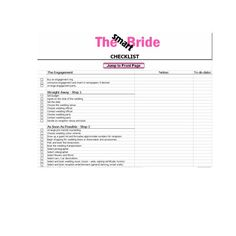 Wedding Guest List Template Excel  Wedding Guest List Template