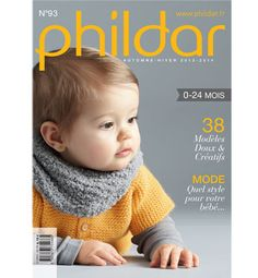 Catalogue Phildar Layette n93