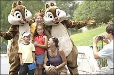 Disney Day Planner