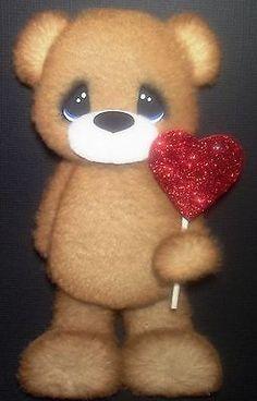 ELITE4U Boy Girl Love Tear Bear Paper Piecing Scrapbook Page Card Album | eBay
