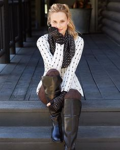 Brr! See 5 ways to stay stylish while warding off the winter chill at blog.stitchfix.com. #winterwardrobeland