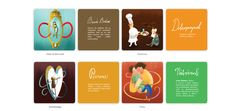 Memory Game Holy Spirit gifts and fruit on Behance