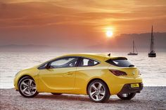 Vauxhall GTC Coupe 1.4T