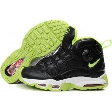 Nike air griffey max 3 mens black/green new shoes