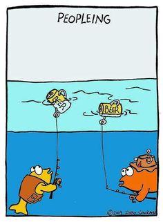 Funny Fishing Cartoons : funny, fishing, cartoons, Fishing, Cartoons, Ideas, Humor,, Funny,, Jokes