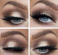 Die 245 Besten Bilder Von Augen Make Up Anleitung Beauty Makeup