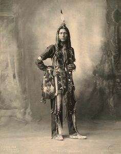 Dustmaker aka Pete Mitchell, Ponca, 1898.