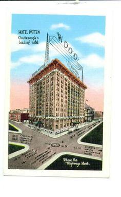 Hotel Patton Chattanooga