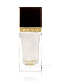 Tom Ford white nail lacquer