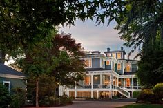 The Captain's Manor Inn in Falmouth, Massachusetts - one of bedandbreakfast.com's top 10 b&bs in the US
