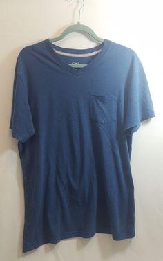 Blue OP Mens T Shirt Medium #Unbranded #BasicTee