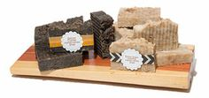 Sold at Toomer's Coffee Company.  I am in soap love!