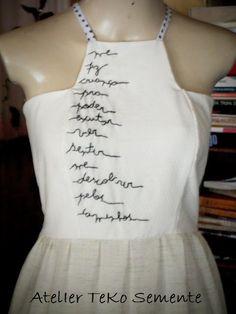 Vestido Poema