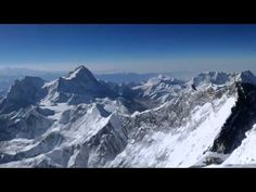 HD View from the top of Mount Everest