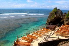 Breathless paradise in Ulawatu, Bali. One of the best surfing spots in the world. Check