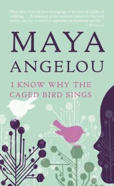 I Know Why the Caged Bird Sings by Maya Angelou, http://www.amazon.com/dp/0345514408/ref=cm_sw_r_pi_dp_xAr6qb0M0PM4W