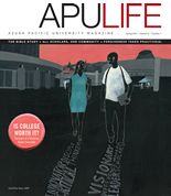 Have you checked out the most recent issue of APU Life?