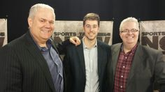 With Nick Liard & Peter McKeown