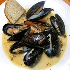 Patti's Mussels a la Mariniere Allrecipes.com