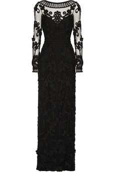Temperley London Long Jayla embellished tulle dress | THE OUTNET Gorgeous!!