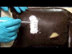 Repair Cut In Leather   YouTube