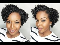 How to Properly Moisturize Natural Hair | ft. Fortify'd Naturals - YouTube