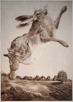 Ostara and the white hare 37
