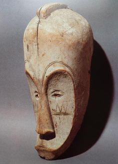 Masque Fang, Gabon, Collection Vérité.