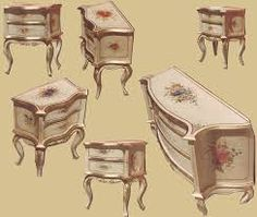Resultado de imagen de muebles decorados