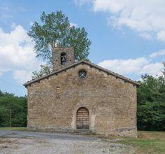 Chiesa di San Lorenzo in Vallegrascia #terredelpiceno