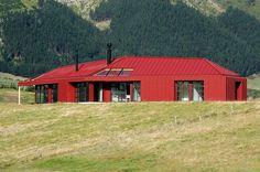Peka Peka House - Crosson Clarke Carnachan Architects