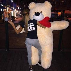 Ho deciso cosa voglio sotto l'albero ❤️  Big teddy bear 100, 120, 180, 200 cm    acquista qui: dream-shop.it  #dreamshop #teddybear #cute #peluches #teddybears #bigteddybear #giantbear #love #peluchesgigantes #giantbears #giantbeard #bigteddybears #bigteddybear2u #peluchess #teddy #bigbear #nice #teddysize #teddybearmurah #teddybearbesar #peluche #puppy #picoftheday #instapic #giant #giantteddybear #giantteddybears #cuddles #pink