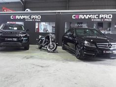 Awesome trio protected by Ceramic Pro. #ceramicpro #automotive #nanoceramic #paintprotection #nanocoating #paintcoating #ceramiccoating #detailing